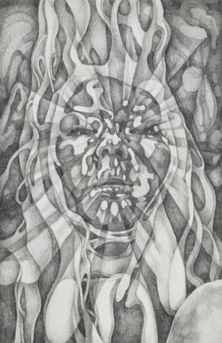 Self-portrait:Light radiation.jpg