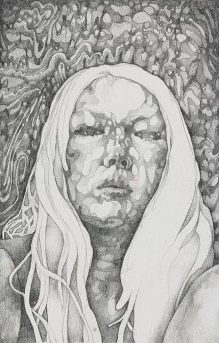Self-portrait:White Fox.jpg
